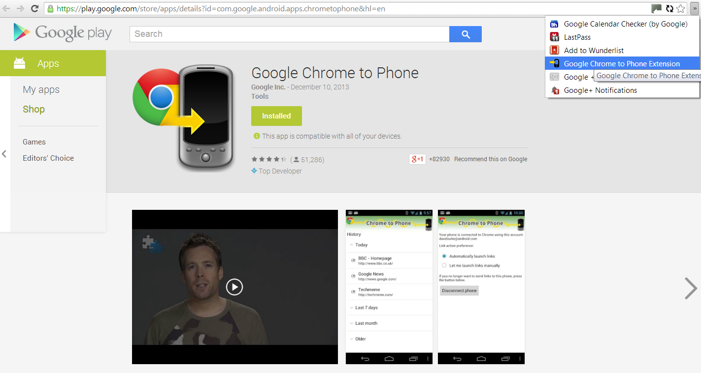 chrometomobile
